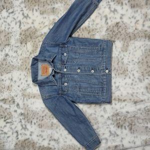 Levi's Blue Jean Unisex Jacket